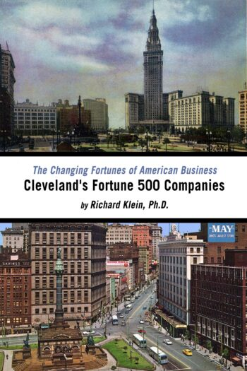 Cover image for The Changing Fortunes of American Business