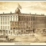 Cleveland, Ohio: Weddell House, 1840s
