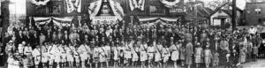 1927 Convention of the Union of United Romanian Societies of America. (Largest fraternal organization at that time.)