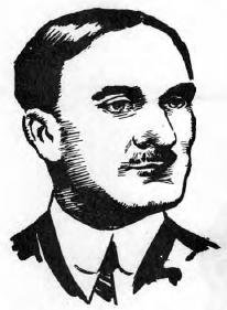 Dr. Iuliu Maniu -- former head of the Romanian Peasant Party