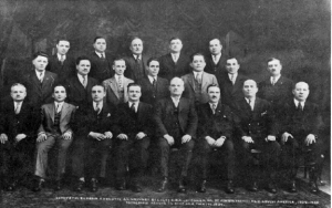 Executive Committee of The Union and League of Romanian Societies of America