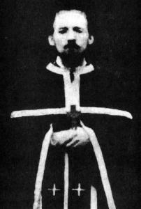 "Father Moise Balea (From ""Calendarul AMERICA 1965"")"