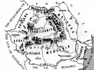 The Republic of Romania in 1970