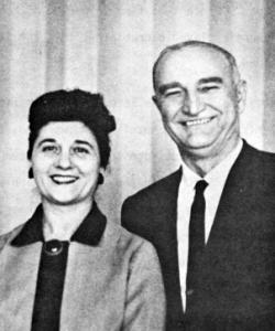 Dobrosav and Helen Milisavljevic