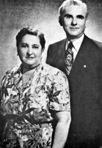Ilija and Melanija Zegarac