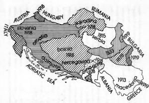 Yugoslavia: Historical Development 19th and 20th Centuries