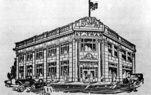 """""""TATRA"""" The first Slovak Saving & Loan Co. in Cleveland"""