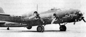 One of the airplanes purchased by Slovak-Americans during World War II to help with the war effort.