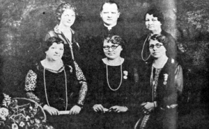 First Executive Committee of Slovak Women's Union