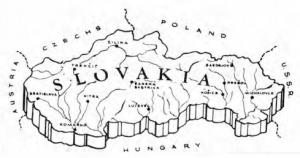 PRESENT DAY SLOVAKIA