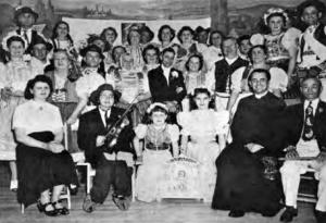 Slovak wedding at St. Gregory's in Lakewood, Ohio