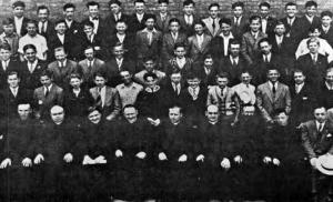 St. Benedictine School picture (1929)