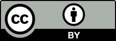 Creative Commons Attribution only license icon